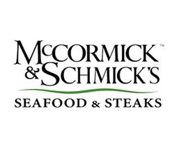 McCormick & Schmick's Senior Discount